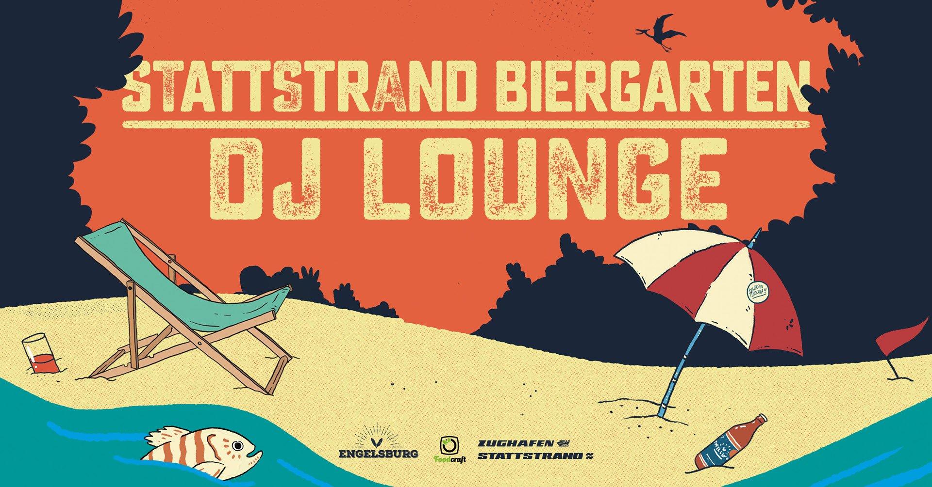 DJ Lounge am Stattstrand Headerbild