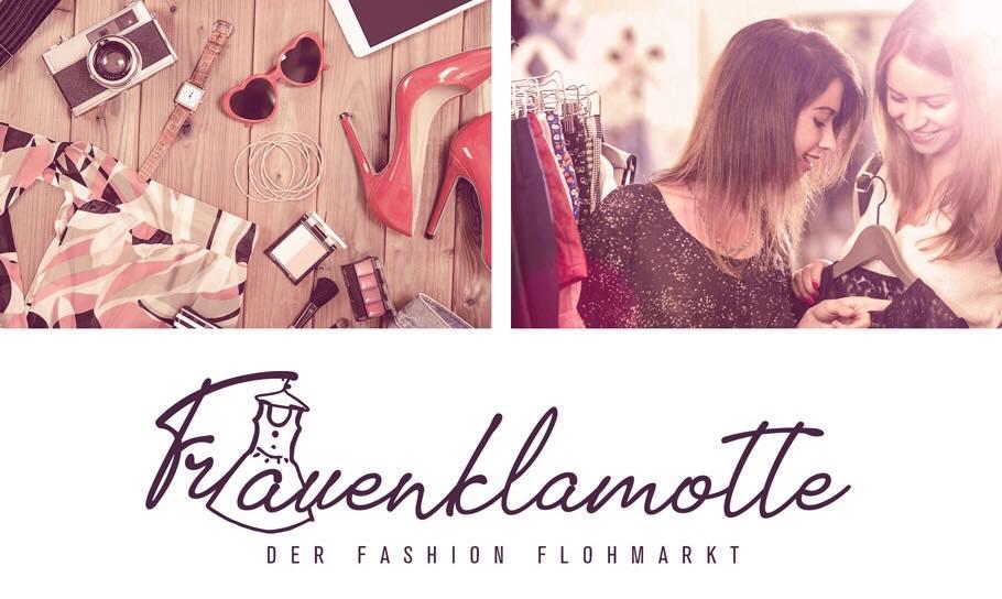 Frauenklamotte der Fashionflohmarkt